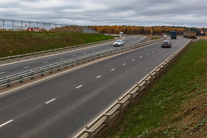 Starosheremetevskoe Avenue in the Moscow region (2017)